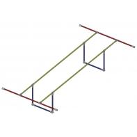 Structure 3m + 2U