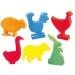 Les animaux de la ferme La Maison de la Pisci