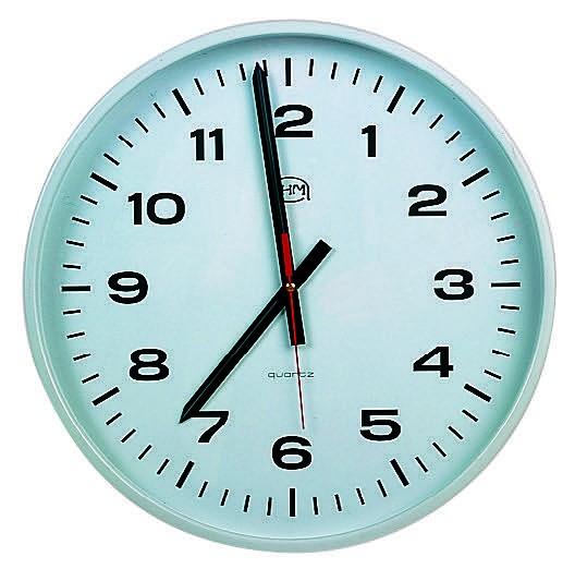 Image D Une Horloge horloge digitale ou analogique pour la piscine - la maison de la piscine