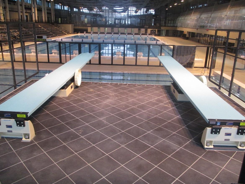 plongeoirs comp tition piscine sur mesure la maison de la piscine