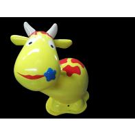 Margotton (Vache) Jet d'eau