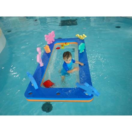 Bambin'eau pataugeoire flottante LMP