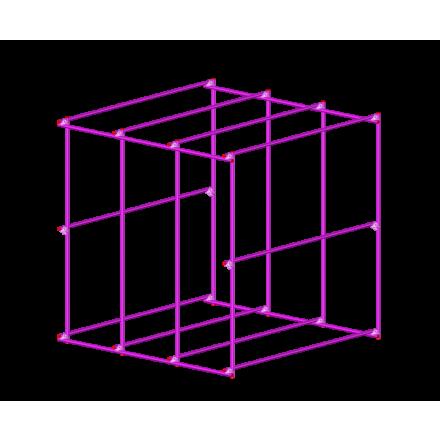 Cage aquatique en couleur LMP