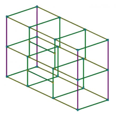 Cage aquatique n°4 LMP