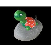 Petite tortue sur son rocher PENYU